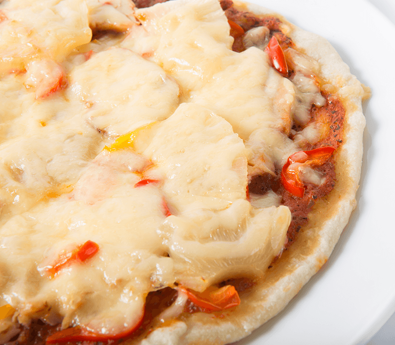 пицца курица + ананас